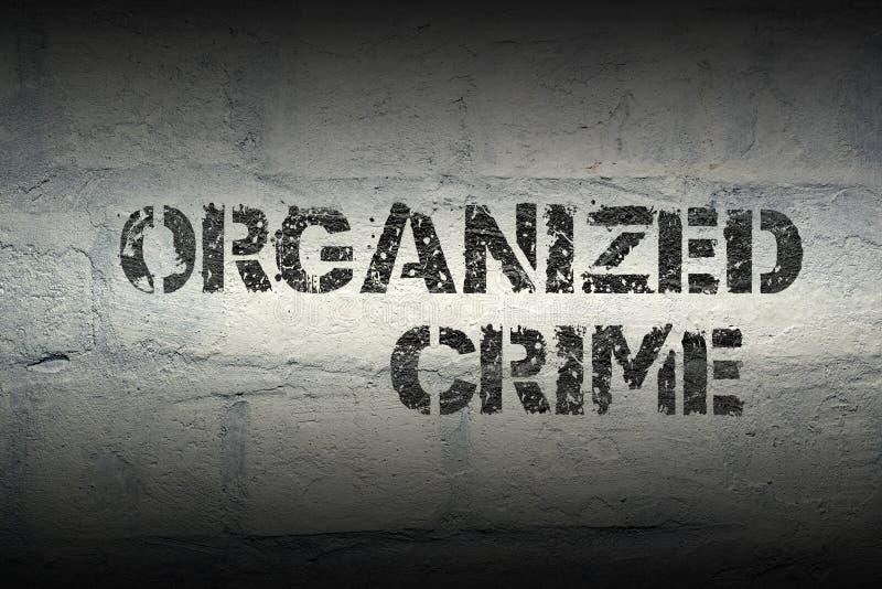 Download Criminalité organisée GR image stock. Image du crime - 87709015