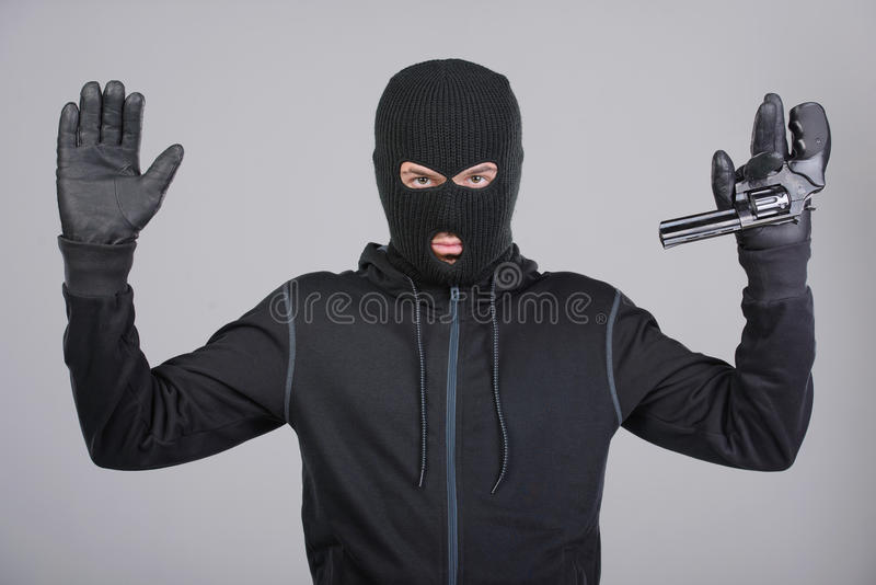 criminality imagem de stock royalty free