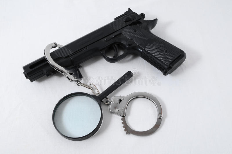 Criminality Concept royalty free stock images