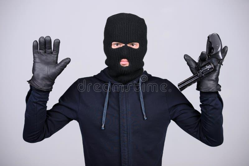 Criminality stock photography
