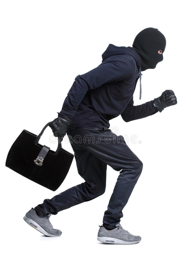 Criminality royalty free stock photography