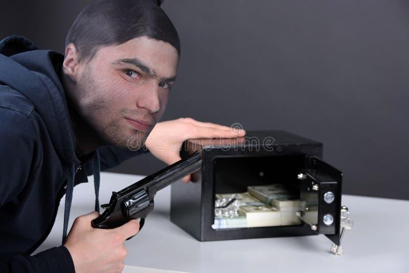 Criminality stock photos