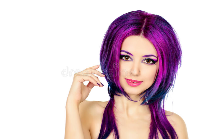 Download Crimson Hair Stock Photography - Image: 37782462