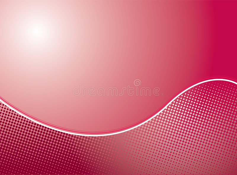 crimson wave vektor illustrationer