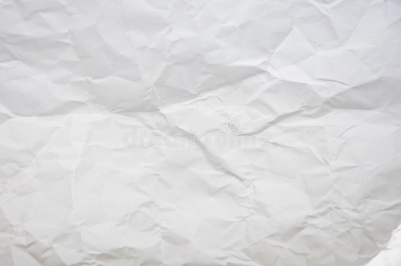 Download Crinkled paper stock photo. Image of crease, creased - 18387446