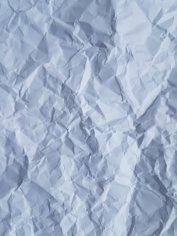 Crinkled papierowy t?o obrazy stock