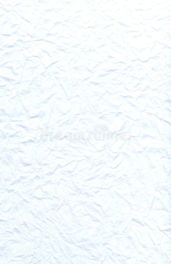 Download Crinkled White Paper Royalty Free Stock Images - Image: 13959119