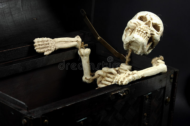 Download Cript Keeper stock photo. Image of skull, abstract, halloween - 25374