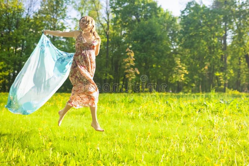 Crisalide volante nella foresta fotografie stock