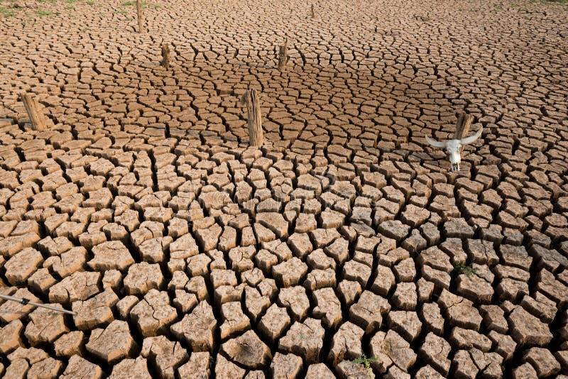 Crise du monde de changement climatique photographie stock
