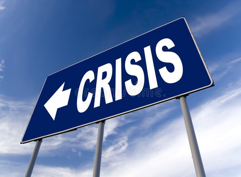 Crisi immagini stock libere da diritti