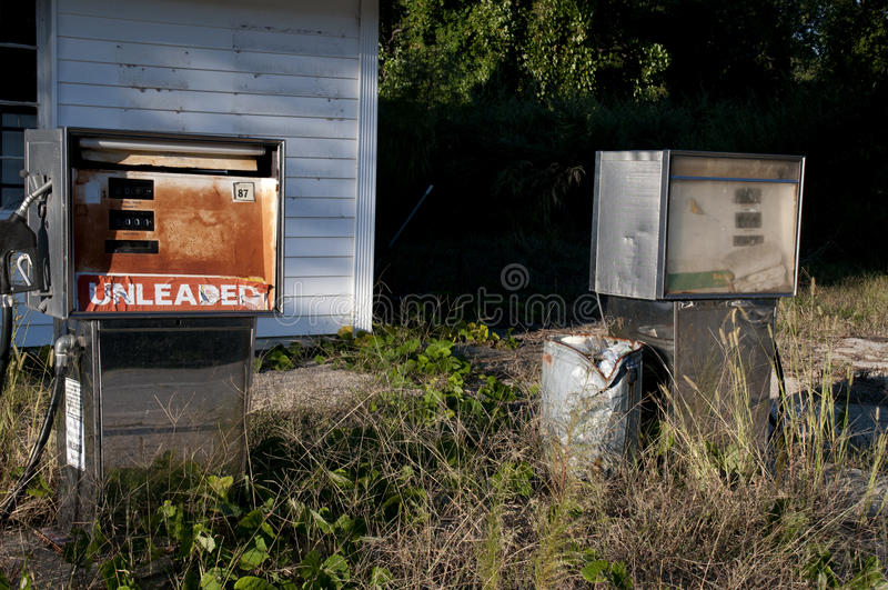 Crisi del gas fotografie stock libere da diritti