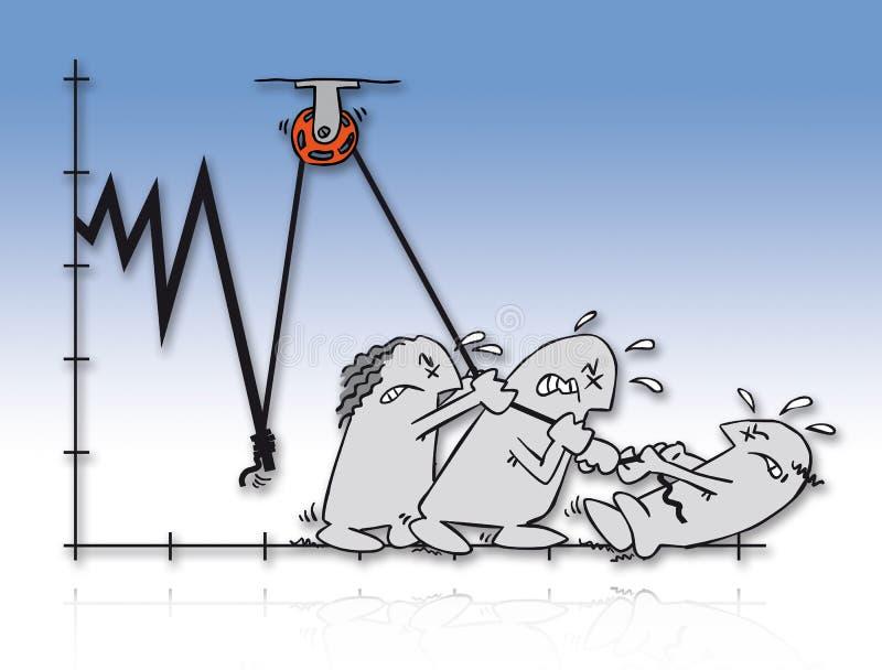 Crisis_06 immagine stock libera da diritti