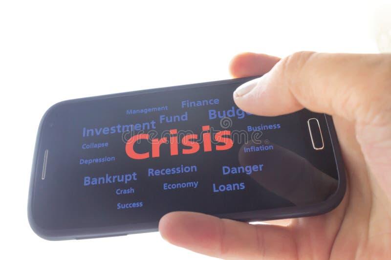 crisis stock afbeeldingen