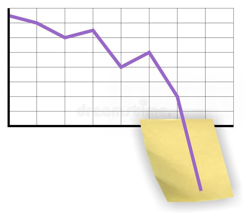 Download Crisis stock illustration. Image of money, decline, crisis - 6839185
