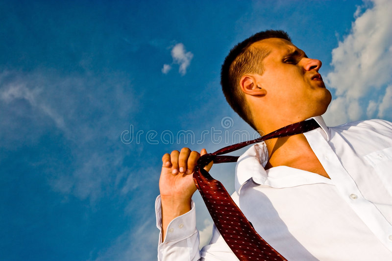 Download Crisis businessman stock image. Image of depressed, pull - 2961339
