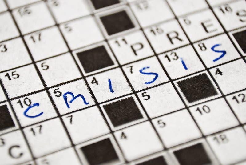 Download Crisis enigma stock photo. Image of finance, horizontal - 24744050