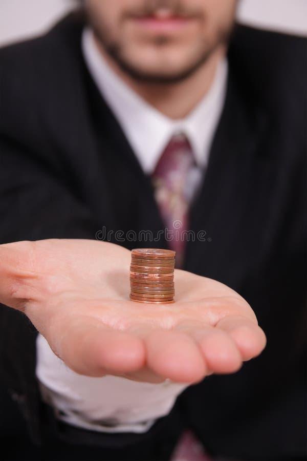 Crisis financiera, bancarrota imagen de archivo libre de regalías