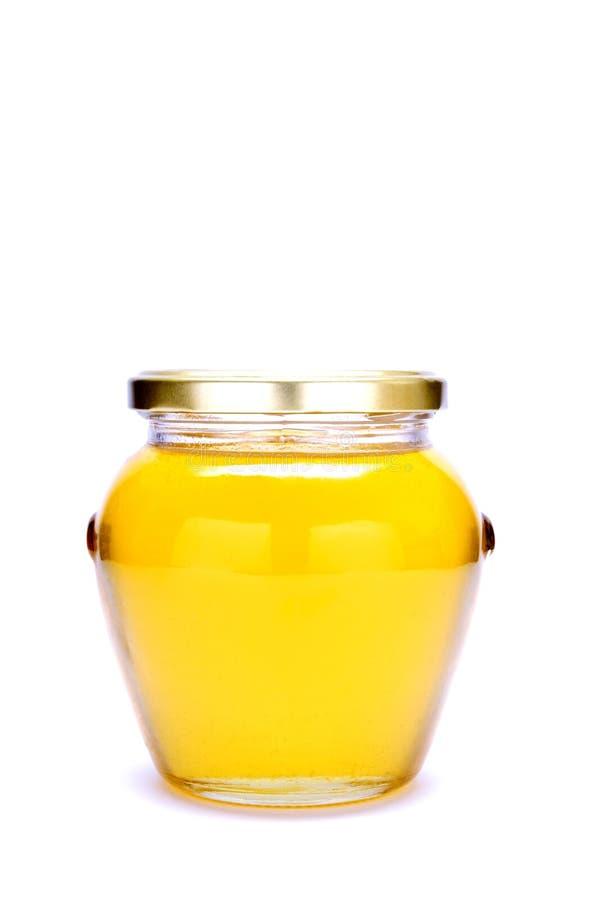 Crisol de miel foto de archivo