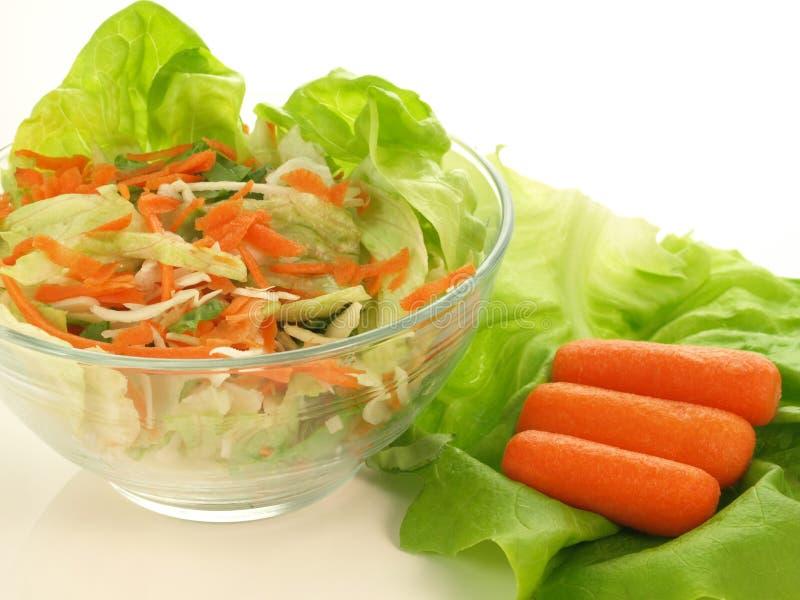 Crisp salad royalty free stock photography