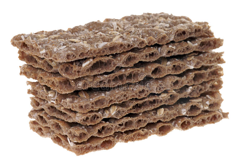 Download Crispbread stock photo. Image of baked, food, stack, stacked - 39502862