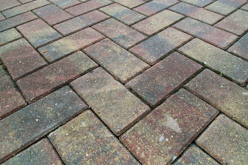 Download Criss cross brick sidewalk stock photo. Image of formed - 36705358