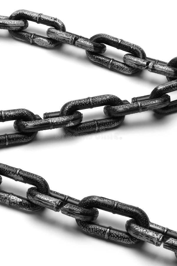 Criss Cross Chain immagini stock libere da diritti