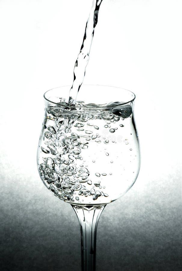 cristal玻璃 库存图片