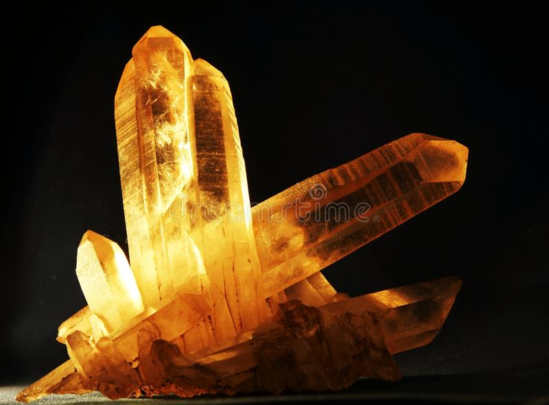 cristal stock fotografie