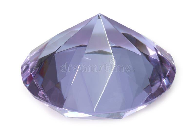 Cristal royalty-vrije stock afbeelding