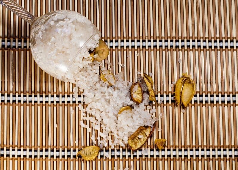 Cristal caído fotos de stock royalty free