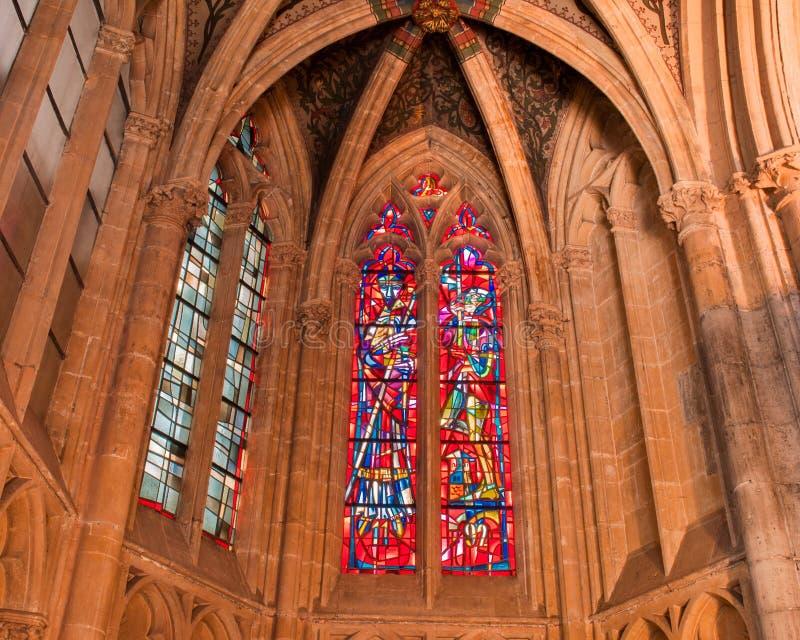 Download Cristal de colores foto de archivo. Imagen de santo, belga - 42442848