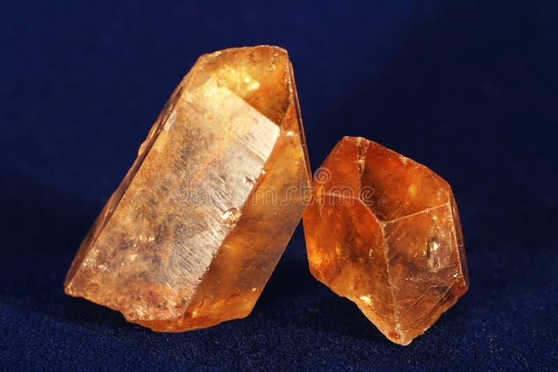 Cristal de la montaña fotografía de archivo libre de regalías