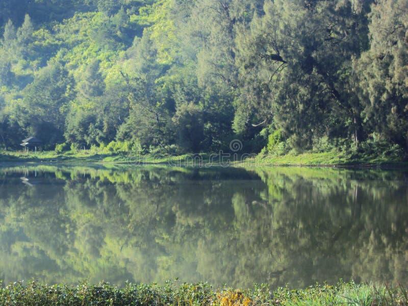 Cristal de Ranu fotos de archivo