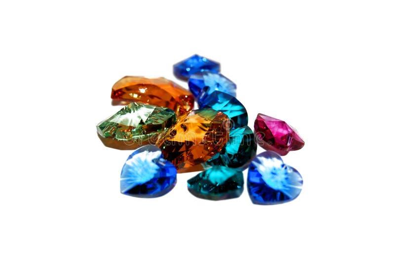 Cristal de Swarovski imagem de stock royalty free