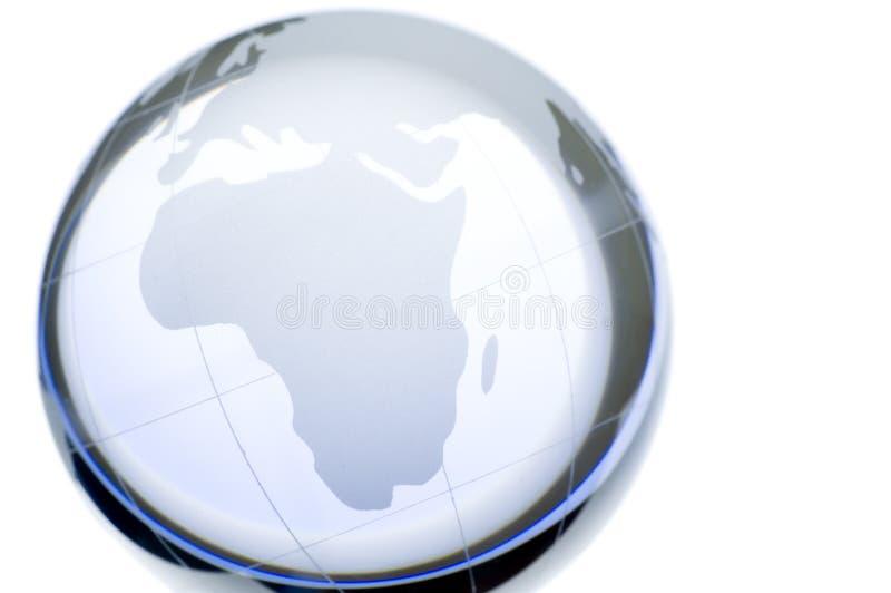 cristal värld arkivbild