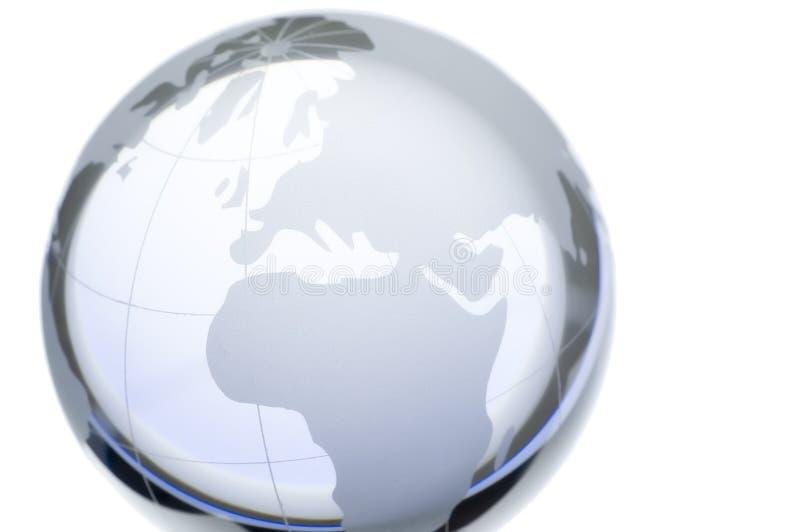 cristal värld royaltyfri foto