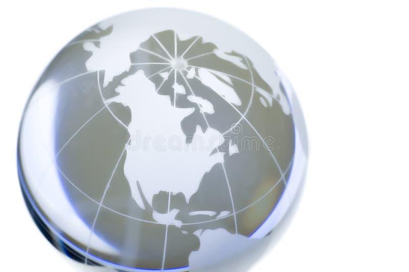 cristal värld fotografering för bildbyråer