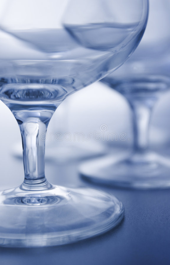 Cristalería imagenes de archivo
