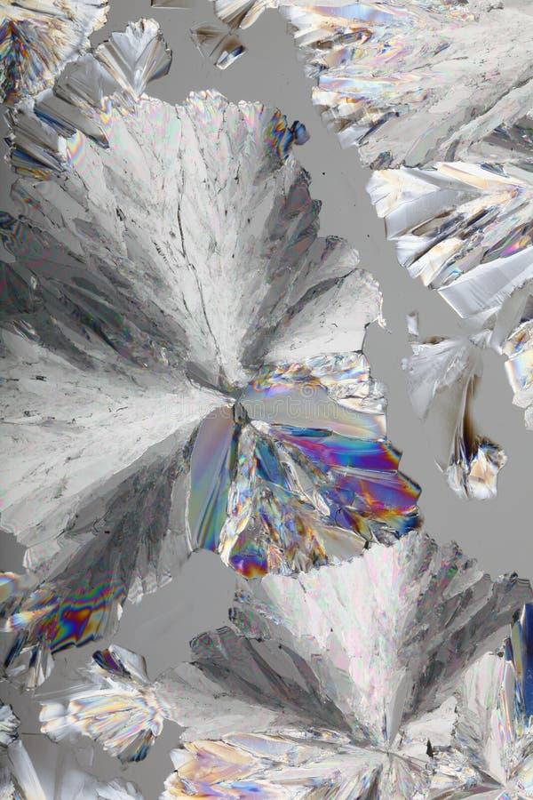 Download Cristales Del ácido Cítrico Macros Imagen de archivo - Imagen de textura, blanco: 7288807