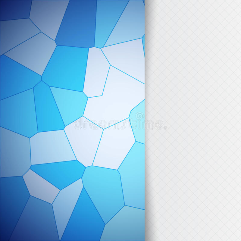 Cristalice el fondo ilustración del vector