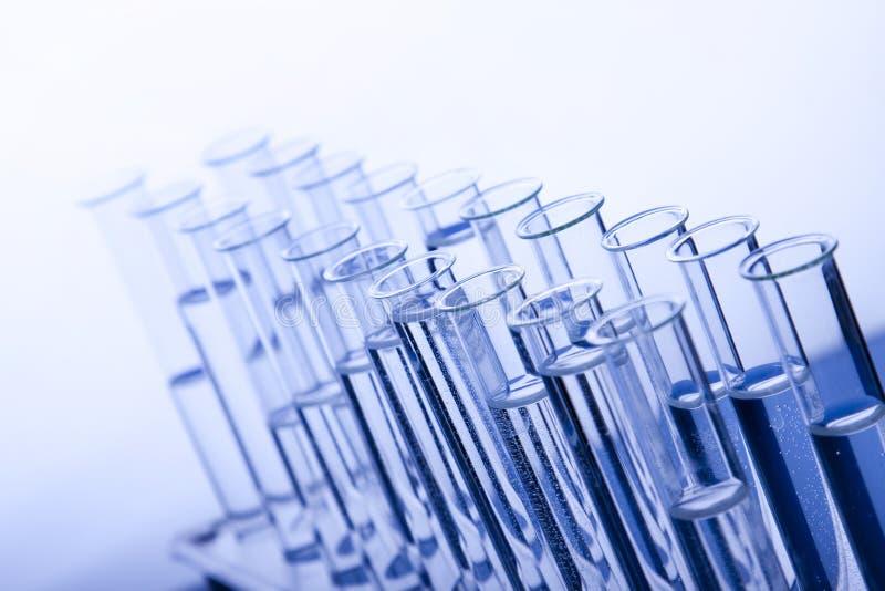 Cristalleria di Labolatory fotografia stock libera da diritti