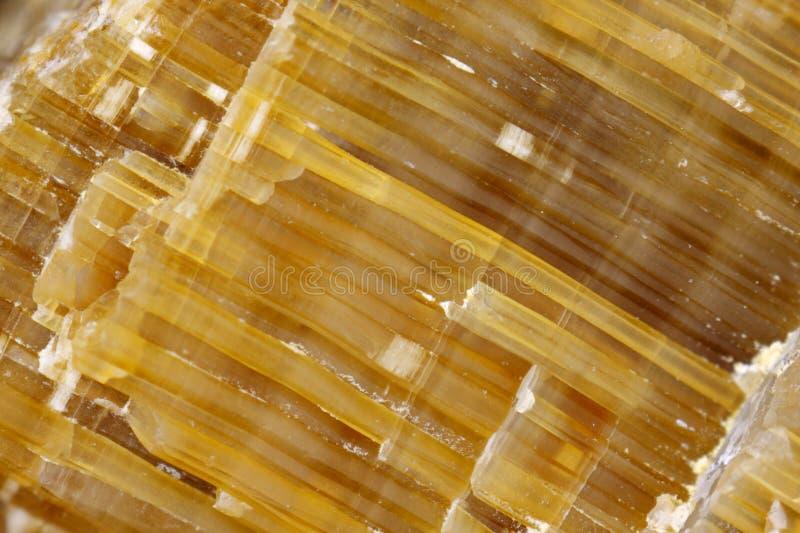 Cristalli del quarzo (diossido di silicio) fotografia stock libera da diritti
