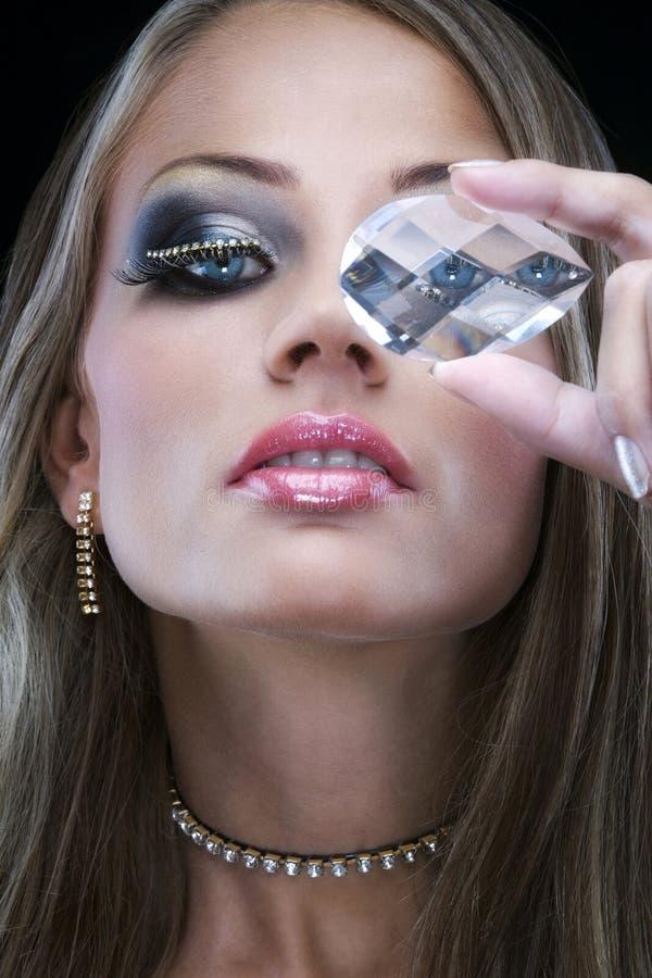 Cristallo immagine stock