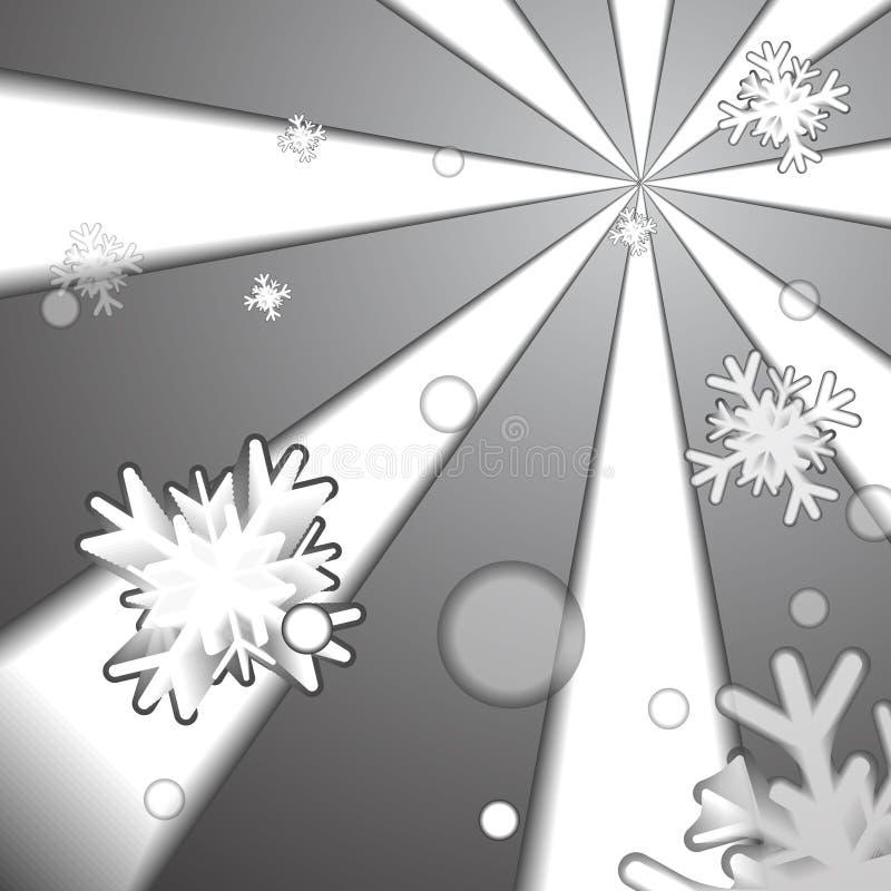 Download Cristallo Di Ghiaccio E Fondo Di Carta Di Stile Della Neve Illustrazione Vettoriale - Illustrazione di segno, backgrounds: 56878046