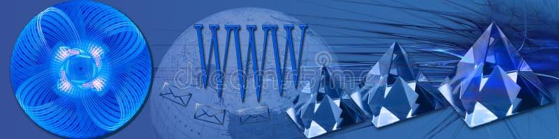 Cristallo in tutto il mondo - collegamenti liberi royalty illustrazione gratis