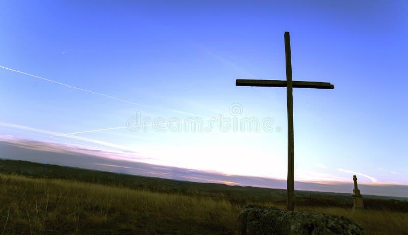 Cristandade da religião fotos de stock royalty free