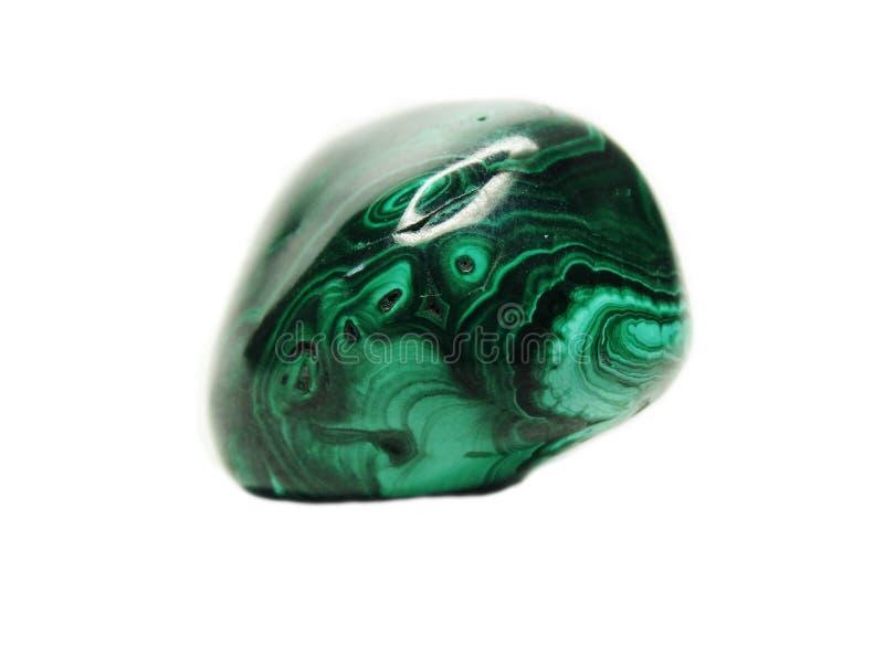 Cristaux géologiques minéraux verts en cristal de malachite photos stock