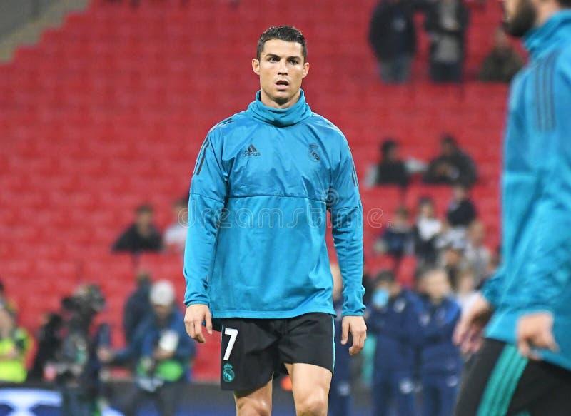 Cristiano Ronaldo immagini stock