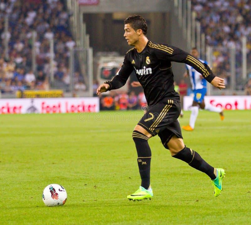 Cristiano Ronaldo 库存图片